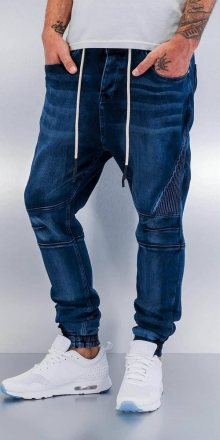 Džíny modrá 30