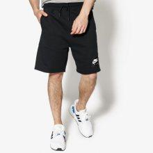 Nike Šortky M Nsw Short Air Flc Muži Oblečení Kraťasy 886052-010 Muži Oblečení Kraťasy Černá US L
