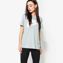 Nike Tričko Ss W Nsw Essntl Tee Hbr Ženy Oblečení Trička 829747-019 Ženy Oblečení Trička Zelená US M