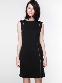 AMBIGANTE Dámské šaty - ASU0011 black\n\n