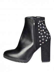 Made in Italia Dámská kotníková obuv na podpatku\n\n