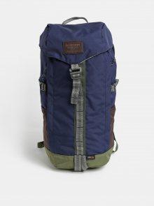 Zeleno-modrý batoh Burton 26 l