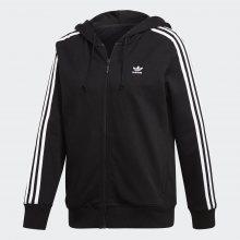 adidas 3Str Zip Hoodie černá 34