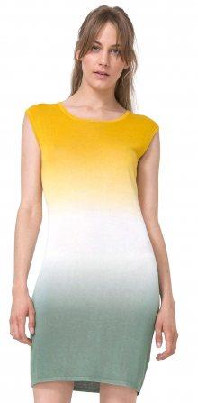 Desigual Dámské šaty_vícebarevná\n\n