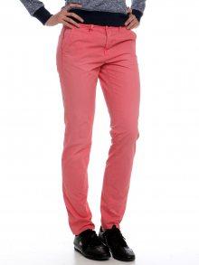 Pepe Jeans Dámské kalhoty Colfax_ss15 červená\n\n