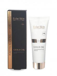 Eclat Skin Čisticí slupovací maska s 24kt zlatem\n\n
