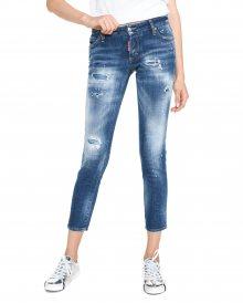 Jennifer Jeans DSQUARED2 | Modrá | Dámské | IT-44
