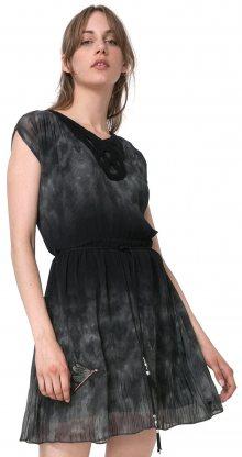 Desigual Dámské šaty 1001677_černá\n\n
