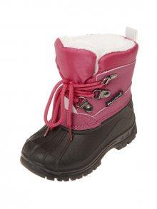 Playshoes Dětská zimní obuv 193006_pink\n\n