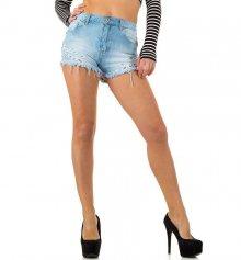 Dámské jeansové šortky Mozzaar