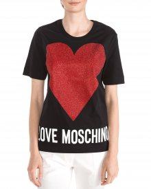 Triko Love Moschino | Černá | Dámské | XS