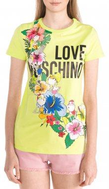 Triko Love Moschino | Žlutá | Dámské | XS