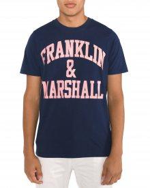 Triko Franklin & Marshall | Modrá | Pánské | L