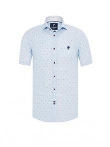 Denim Culture Pánská košile  B-7551_BLAU\n\n