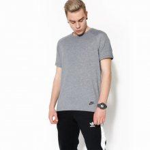 Nike Tričko Ss Nsw Bnd Top Ss Muži Oblečení Trička 832208091 Muži Oblečení Trička Šedá US M