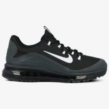 Nike Air Max More Muži Boty Tenisky 898013001 Muži Boty Tenisky Černá US 12