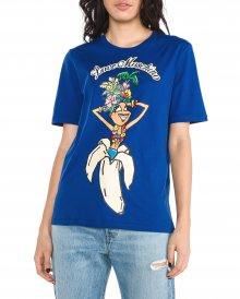 Triko Love Moschino   Modrá   Dámské   XS