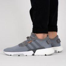 Boty - adidas Originals | SZARY | 42 - Pánské boty sneakers adidas Originals POD-S3.1 B37365