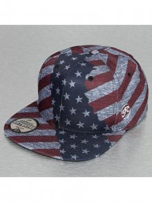 Snapback America barevné Standardní