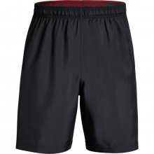 Under Armour Woven Graphic Short černá S