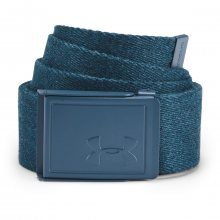 Under Armour Mens Novelty Webbing Belt modrá Jednotná
