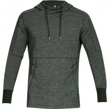 Under Armour Sportstyle Speckle Hoodie zelená S
