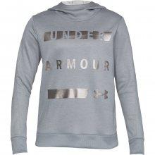 Under Armour Synthetic Fleece Pullover Wm šedá S