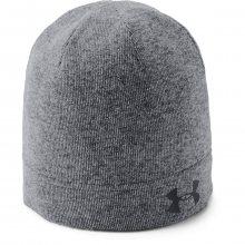 Under Armour Mens Sweater Fleece Beanie šedá 56-60