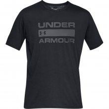 Under Armour Team Issue Wordmark Ss černá S