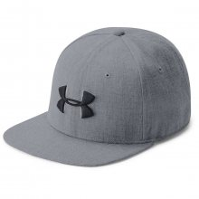 Under Armour Mens Huddle Snapback 2.0 šedá 56-60