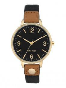 Nine West Dámské hodinky NW/2114BKBK\n\n