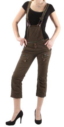 Dámské jeansové 3/4 kalhoty Desigual