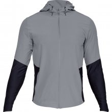 Under Armour Vanish Hybrid Jacket šedá S