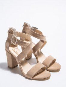 GOYA Dámské sandály na podpatku\n\n