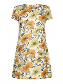 Yumi Dámské šaty YM413A_YELLOW\n\n