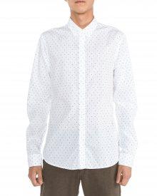 Košile Scotch & Soda | Bílá | Pánské | L