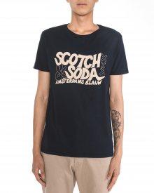 Triko Scotch & Soda | Modrá | Pánské | L