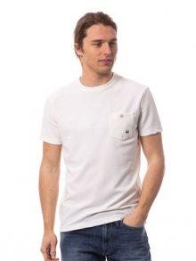Gas Pánské tričko U34GSP10002_816/WHITE CHALK\n\n