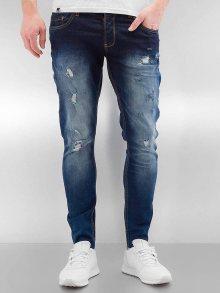 Džíny A75 modrá 31