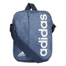 adidas Lin Per Org modrá Jednotná
