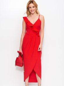 Makadamia Dámské šaty_red\n\n