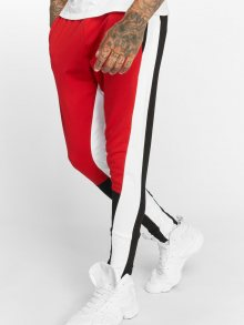 Sweat Pant Stripes in red M