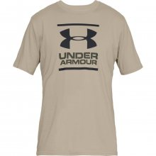 Under Armour Gl Foundation Ss T hnědá M