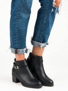 ABLOOM Dámské kotníkové boty 3757B