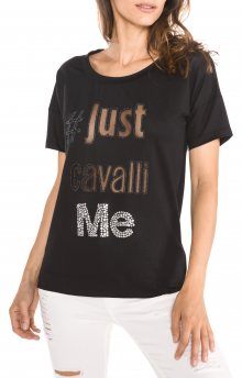 Triko Just Cavalli | Černá | Dámské | L