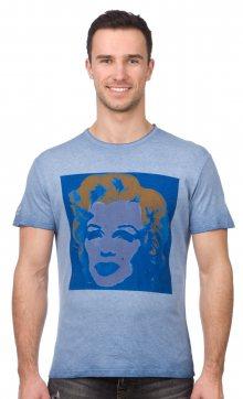 Pepe Jeans Pánské tričko_modrá\n\n