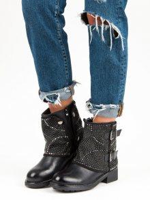 SDS Dámské kotníkové boty 6352-PA-B