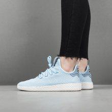 Boty - adidas Originals | MODRÁ | 36 2/3 - Pánské boty sneakers adidas Originals x Pharrell Williams Tennis \