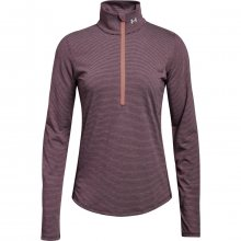 Under Armour Threadborne Streaker Hlf Zp fialová XS