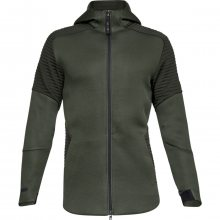 Under Armour Unstoppable Move Fz Hoodie zelená S